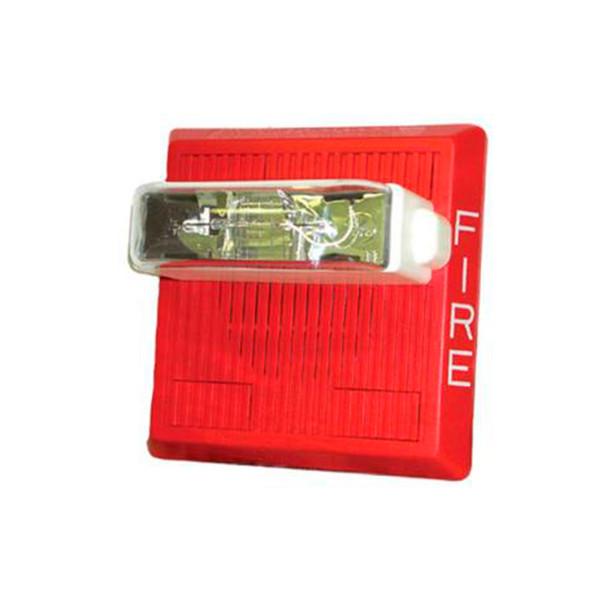 Bosch MT-24MCW-FR Multi-candela Multitone Electronic Appliance - 15-110cd 24V, Red
