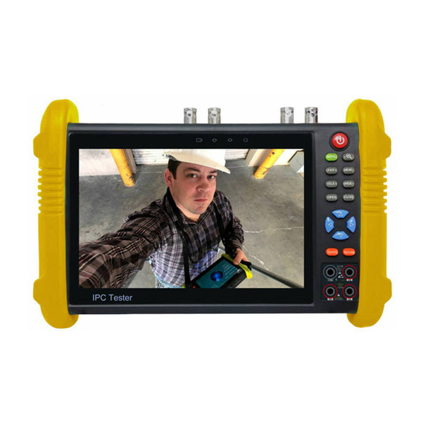 """SecurityTronix ST-ALLIN1-TEST2 7"""" Touchscreen Camera Installation & Network Troubleshooting Tool"""