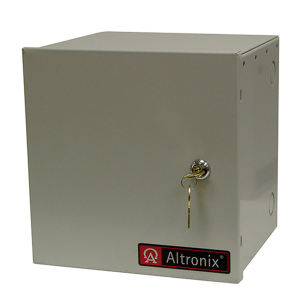 Altronix BC1240 Indoor Power Supply/Battery Enclosure