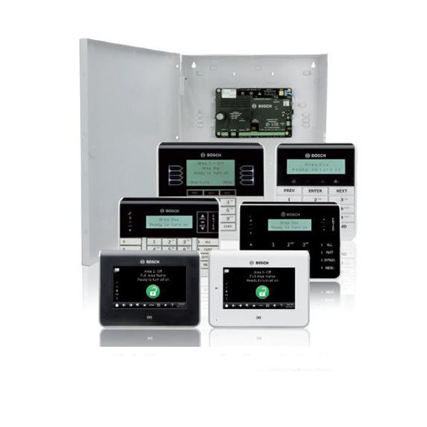 Bosch B4512-C Control Panel - B4512 With Transformer And Medium Enclosure