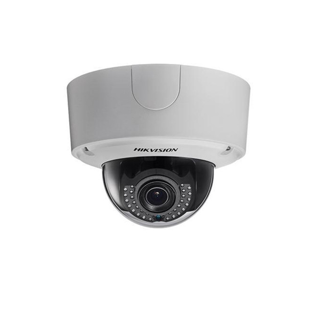 Hikvision DS-2CD45C5F-IZH 12MP 4K Outdoor Dome IP Security Camera - Built-in Heater