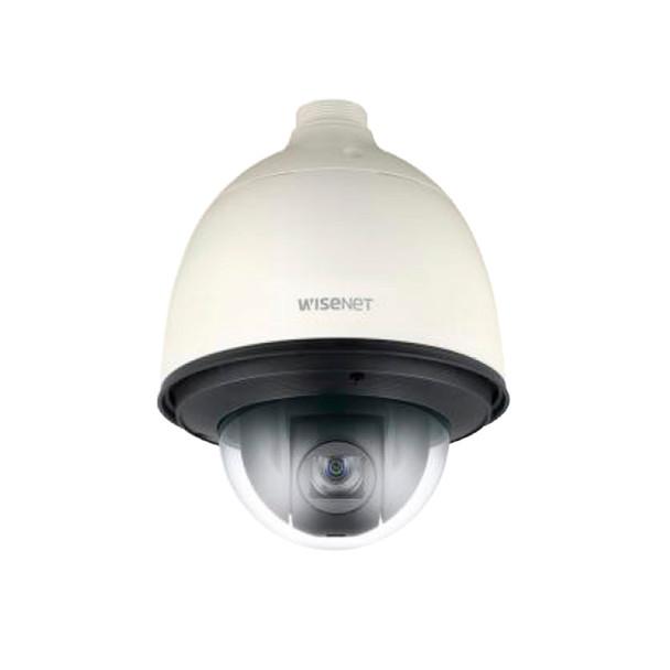 Samsung XNP-6320H 2.4MP H.265 Outdoor PTZ Dome IP Security Camera