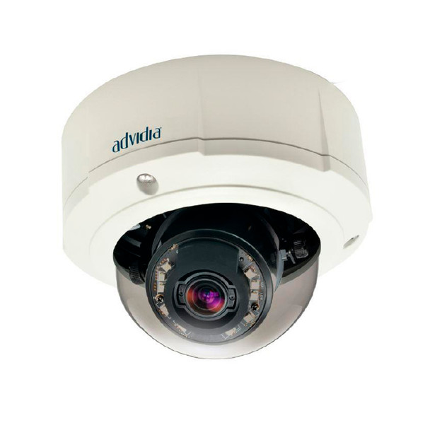 Panasonic Advidia B-51 5MP IR Outdoor Dome IP Security Camera with 3x Optical Zoom
