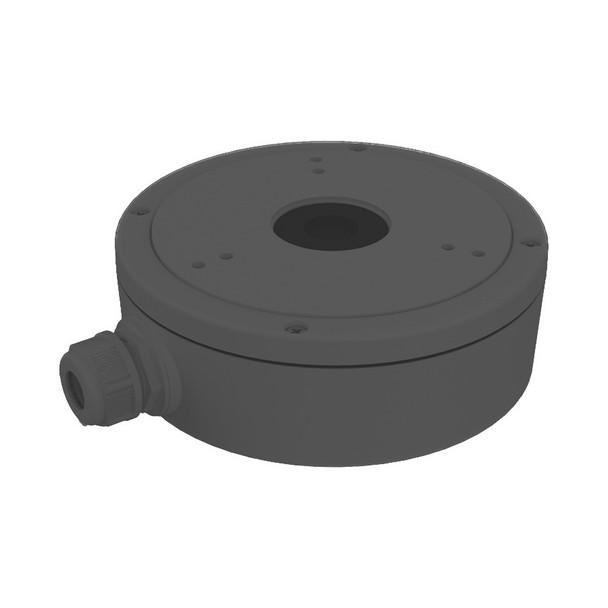 Hikvision CBMB Junction Box for Dome Camera (Black)