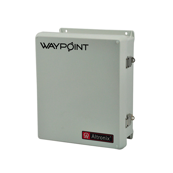 Altronix WayPoint17AU 2 Fused Outputs Outdoor CCTV Power Supply