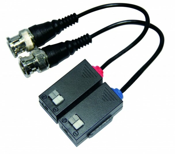 LTS LTAB4020T Single Channel Passive Video Balun