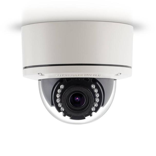 Arecont Vision AV3356PMIR-SA 3MP IR Outdoor IP Security Camera - Motorized Lens, Audio