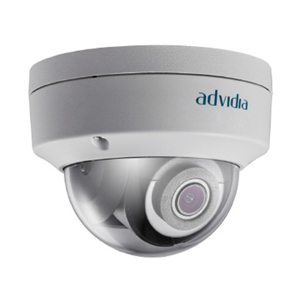 Panasonic A-27-F 2MP IR H.265 Ultra-Low Light Outdoor Dome IP Security Camera with Analytics