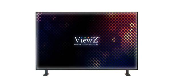 "ViewZ USA VZ-65UHD 65"" 4K LED ULTRA HD Panel Security Room CCTV Monitor"