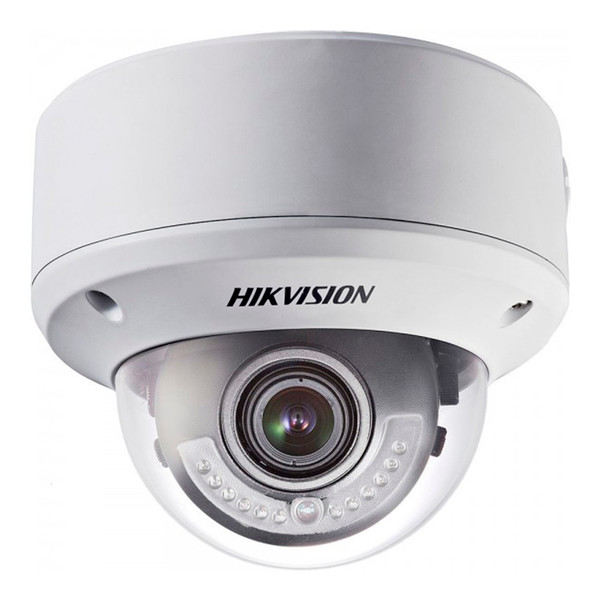 Hikvision DS-2CC51A7N-VP 700TVL Outdoor Dome CCTV Analog Security Camera