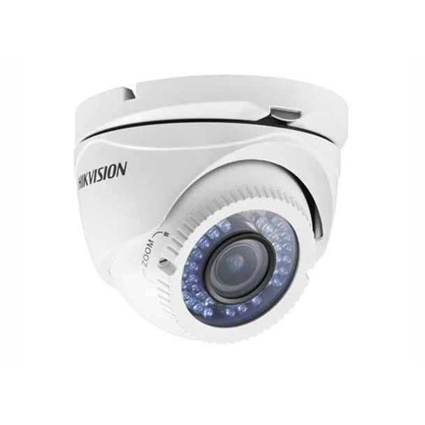 Hikvision DS-2CE55C2N-VFIR3 720TVL IR Outdoor Turret CCTV Analog Security Camera