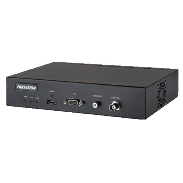 Hikvision DS-6901UDI 1-Channel Video Decoder - IP to Analog
