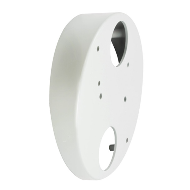 ACTi PMAX-0330 10-Degree Tilted Wall Mount for Outdoor Hemispheric Cameras