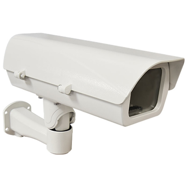 ACTi PMAX-0206 PoE Heavy Duty Outdoor Housing with Heater, Fan, Defogger and Bracket