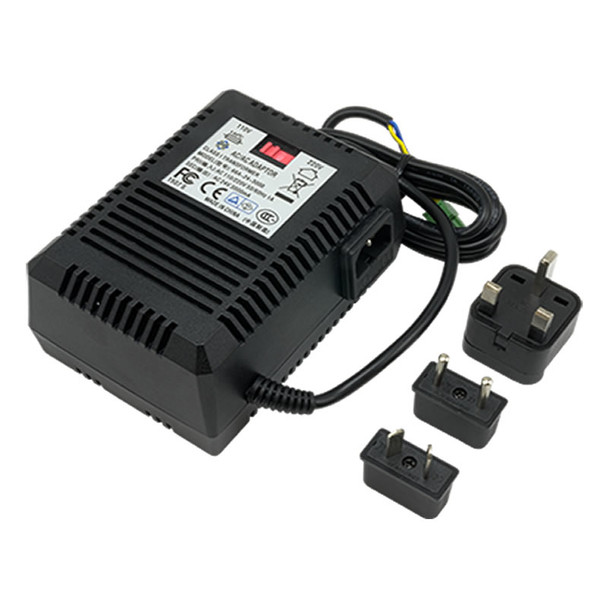 ACTi PPBX-0008 Power Adapter AC 100~240V, with universal connectors
