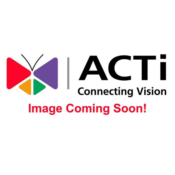 ACTi SMAX-0213 Pole Mount with Junction Box, Gooseneck, Extension Tube and PTZ Mount Kit
