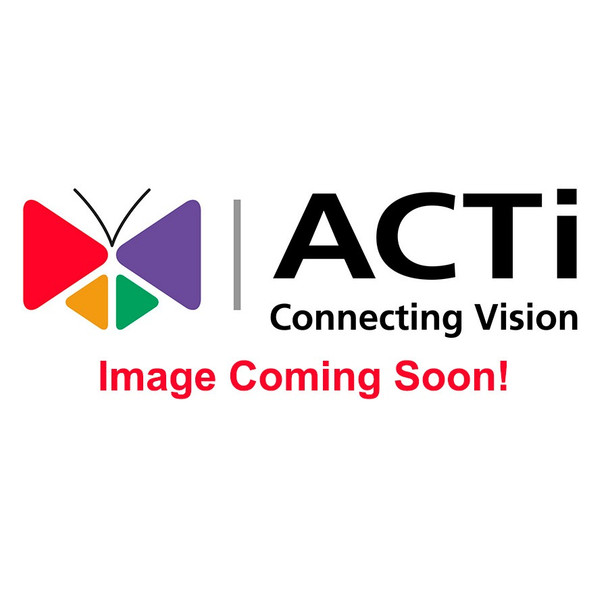 ACTi SMAX-0218 Pole Mount with Junction Box, Heavy Duty Wall Mount and Extension Tube
