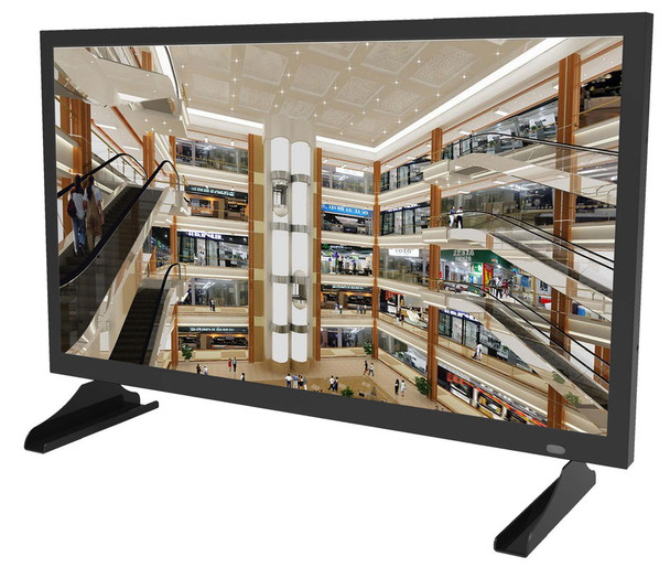 "W Box Technologies 0E-28LED4K 43"" 4K LED CCTV Monitor"