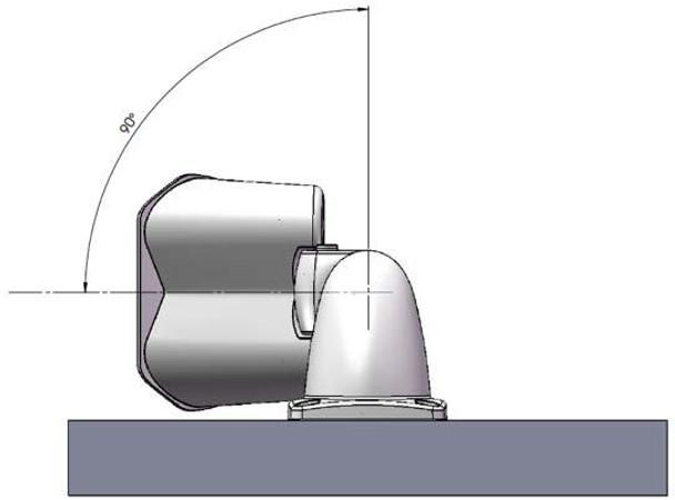 Mobotix MX-M16B AllroundDual Body, For M16 Sensor Modules (Day/Night)