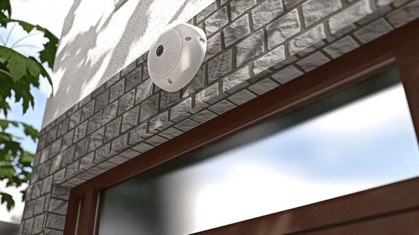 Mobotix MX-Q26B-6D016 6MP Outdoor Hemispheric IP Security Camera - (Color)