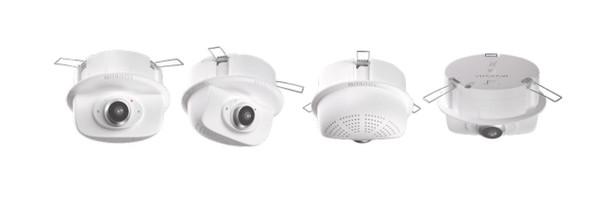 Mobotix MX-P26B-6D 6MP Indoor IP Security Camera - Body only, Day Sensor