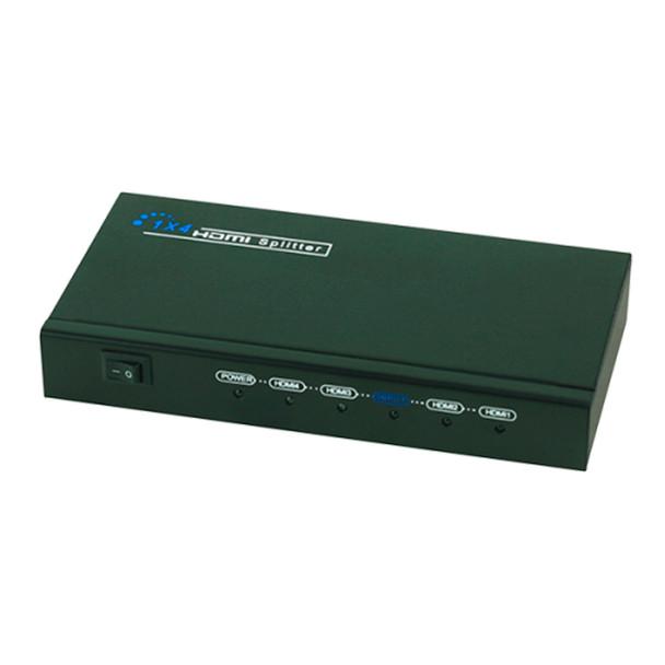 LTS LTAH014L 1 in 4 out HDMI Splitter