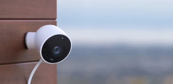 Nest NC2100ES 3MP IR Wireless Outdoor Mini Bullet IP Security Camera