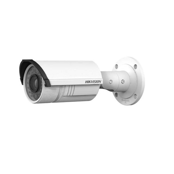 Hikvision DS-2CD2612F-IS 1.3MP Outdoor Bullet IP Security Camera - Audio I/O, Alarm I/O