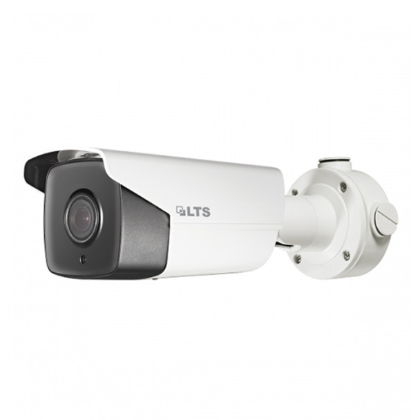 LTS CMIP7923LPR-32R 2.1MP License Plate Recognition IP Security Camera with Motorized Lens