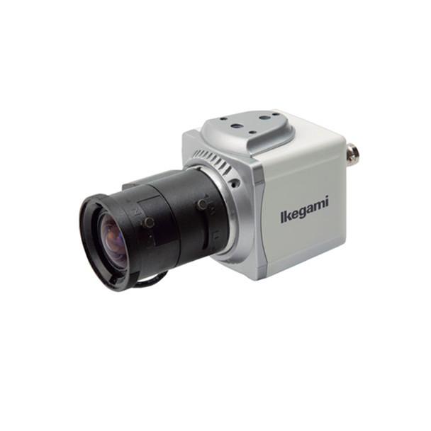 Ikegami ISD-A15-TDN 525TVL Hyper-Dynamic Compact Cube CCTV Analog Security Camera