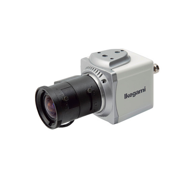 Ikegami ISD-A15S 525TVL Hyper-Dynamic Compact Cube CCTV Analog Security Camera - No included lens