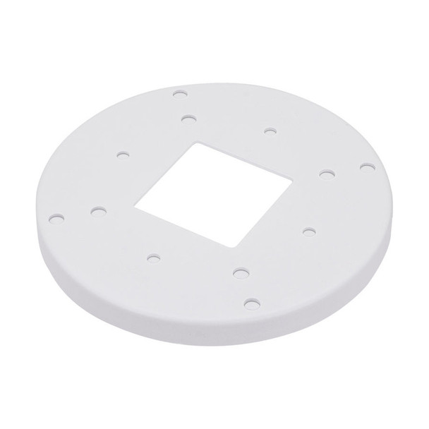 "Vivotek AM-514_V01 Adapter Plate for 4"" Electrical Box & Single Gang Box"