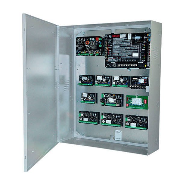 Altronix TROVE2BH2 Access and Power Integration Kit - Includes Trove2BH2 Enclosure and TBH2 backplane