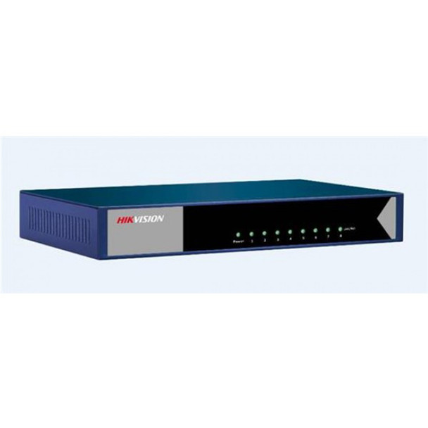 Hikvision DS-3E0508-E 8 Port Unmanaged Gigabit Switch