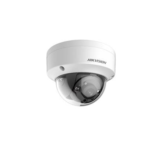 Hikvision DS-2CE57U8T-VPIT 6MM 8MP 4K IR Outdoor Dome CCTV Analog Security Camera