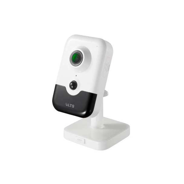 LTS CMIP8942NW-28SWIFI 4.1MP IR H.265 Indoor Wireless Cube IP Security Camera