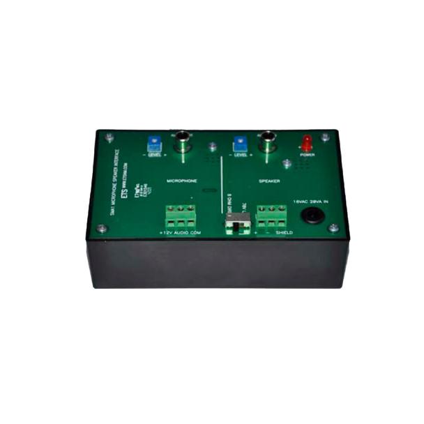 ETS SMA1-MP 10 Watt Speaker Driver and an SM Series Microphone Interface
