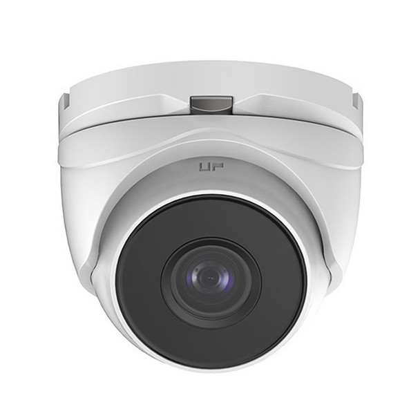 4 Megapixel InfraRed for Night Vision Outdoor Dome Network (IP) Security Camera, H.264 Plus Compression, Weatherproof, SD Card Support, 2.8~12mm Varifocal (Manual Zoom) Lens, CMIP1043W-MZ