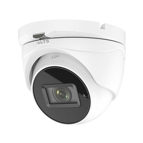 5 Megapixel (3K) InfraRed for Night Vision Outdoor Turret HD-TVI Security Camera, Weatherproof, 2.8~12mm Varifocal (Manual Zoom) Lens, CMHT1953N-Z