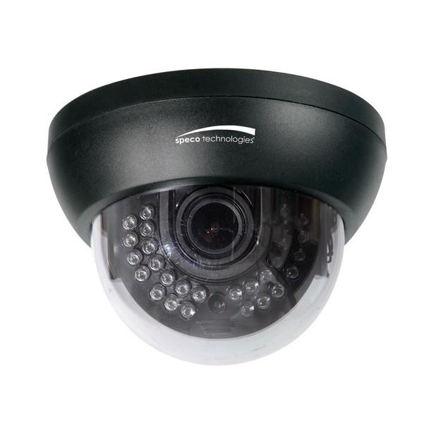 Speco HT649K 1000TVL IR Indoor Dome CCTV Analog Security Camera