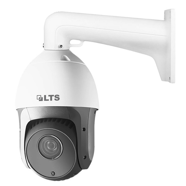 2 Megapixel InfraRed for Night Vision Indoor PTZ Network (IP) Security Camera, H.265 Plus Compression, SD Card Support, 4.7~94mm, PTZIP512X20NIR