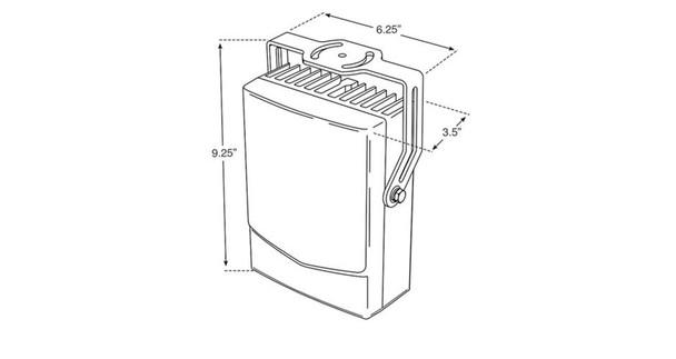 AXTON AT-56S.56S286030 56W Smart Series IR Illuminator, 60 x 30, 850nm