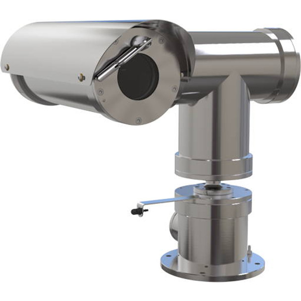 AXIS XP40-Q1765 -50C 110V UL 2MP Explosion-Protected Bullet PTZ IP Security Camera 01126-001