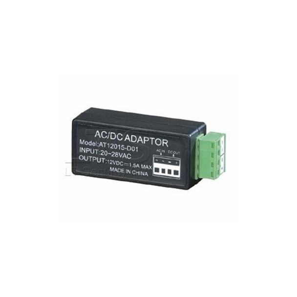 LTS DV-AT12015-D01 Power Adapter, 12VDC, 1.5A