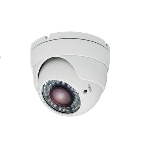 Ikegami ECO-HDB2812 2MP IR Outdoor Turret HD-TVI Security Camera