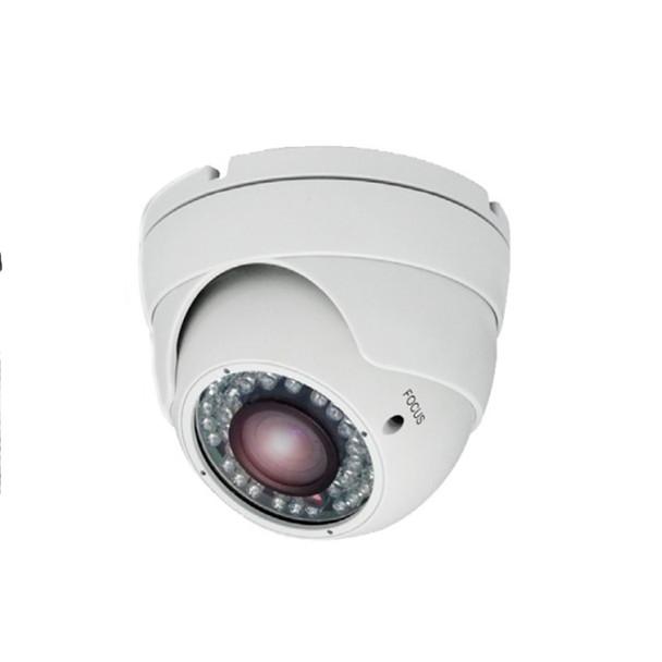 Ikegami EE-VR42IR2812 2MP IR Outdoor Turret HD-AHD Security Camera