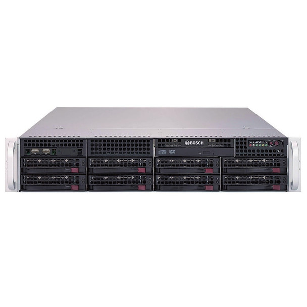 Bosch DIP-6188-8HD DIVAR IP 6000 All-in-one Recording Management Solution with 8x8 TB HDD