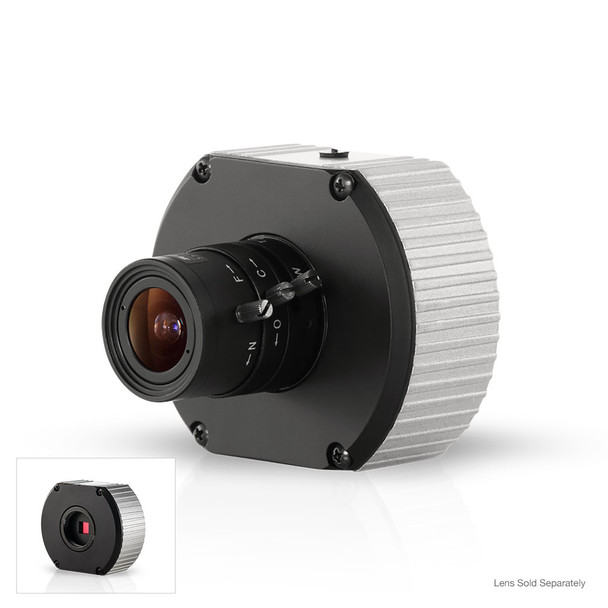 Arecont Vision AV2216DN 2MP Indoor Box IP Security Camera - No Lens Included
