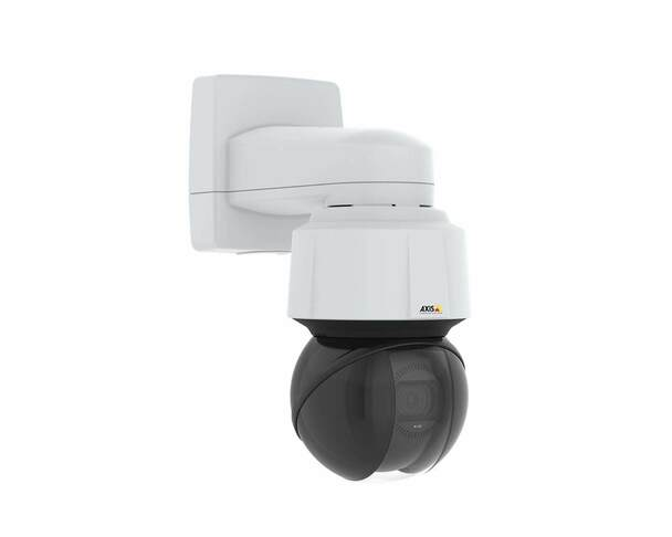 AXIS Q6125-LE 60 Hz 2MP IR H.265 Outdoor PTZ IP Security Camera 01234-004