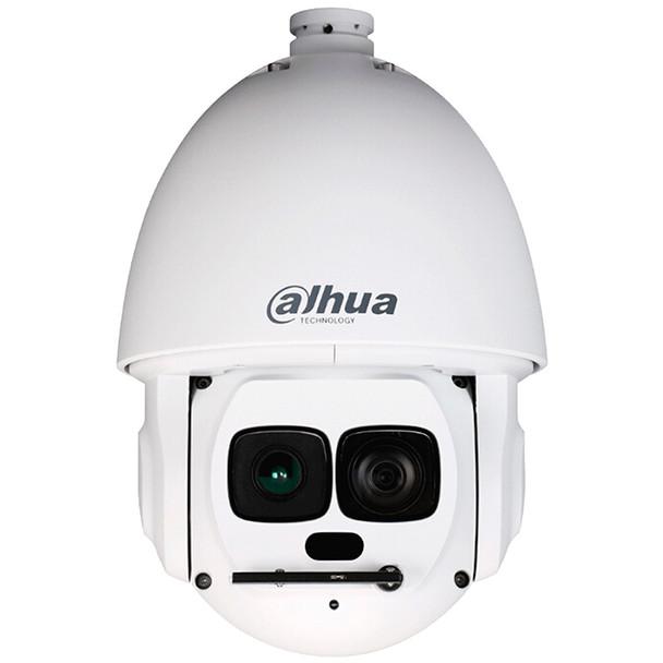 Dahua 6AL245UNI 2MP IR H.265 Laser IR Outdoor PTZ IP Security Camera - 45x, Starlight, Extreme Temperatures